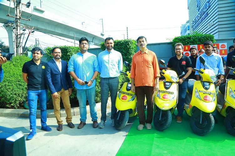 Bounce launches operations in Hyderabad with 2000 scooters