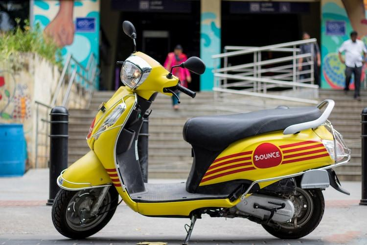 Scooter rental startup Bounce lays off 130 employees