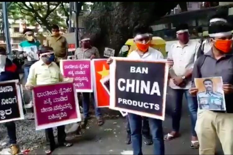 Go China Go Calls for boycott of China and Chinese products echo on social media