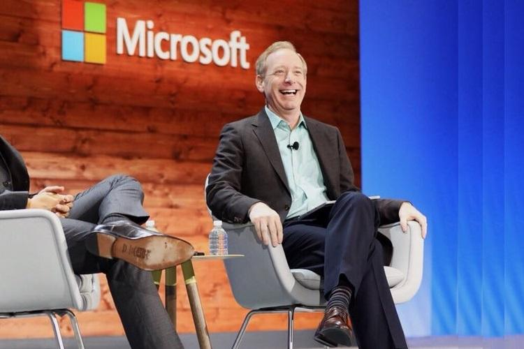 Stopping facial recognition for good work is cruel Microsoft President Brad Smith