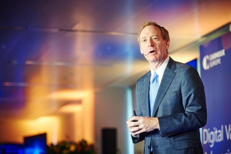 Tech giants must do more to address regulatory challenges Microsoft President