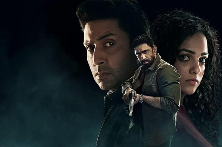 Abhishek Bachchan Amit Sandh and Nithya Menen in Amazon Prime Video web series Breathe Into the shadows