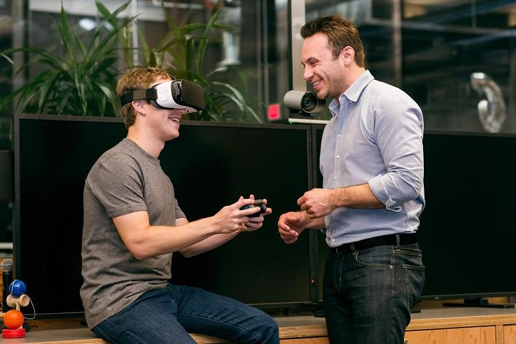 Oculus co-founder to quit Facebook over differences on future of Oculus
