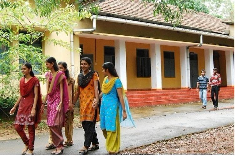Moral policing by Kerala principal Outraged students protest by marching to her room