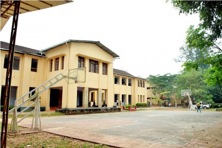 Kerala's Brennen College building in Thalassery where RSS ideologues book has been included in syllabus