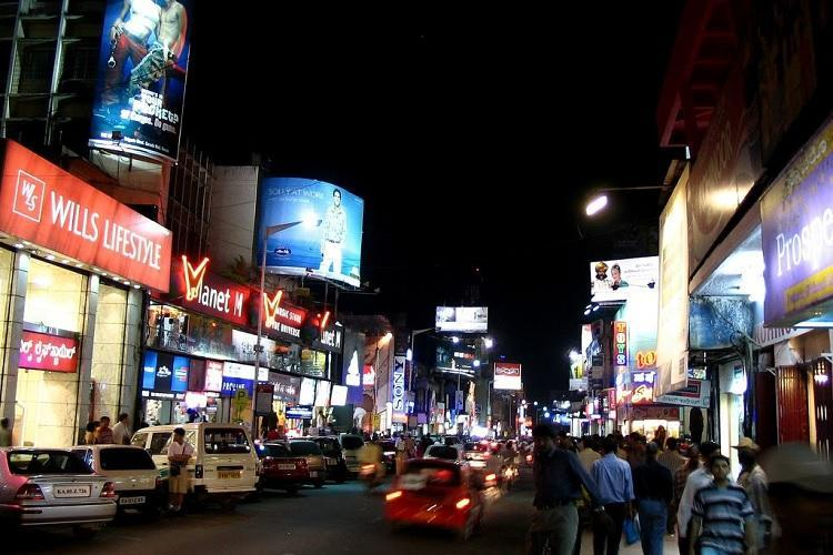 Bengalurus Brigade Road to have gender segregation on New Years Eve for security