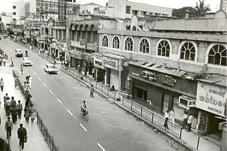 From boxing arenas to shopping complexes How Blurus Brigade Road changed over the years