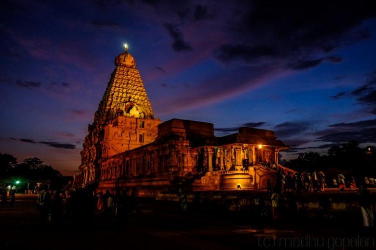 Thanjavurs Brihadeeshwara Temple The quintessence of Chola splendour