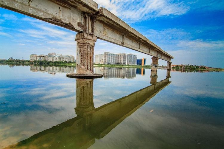 Consider restoring Chennai Besant Nagar broken bridge to ease traffic Madras HC