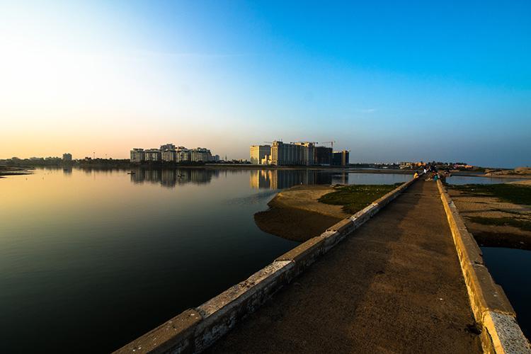 A bridge to nowhere How Chennais Broken Bridge became a social landmark