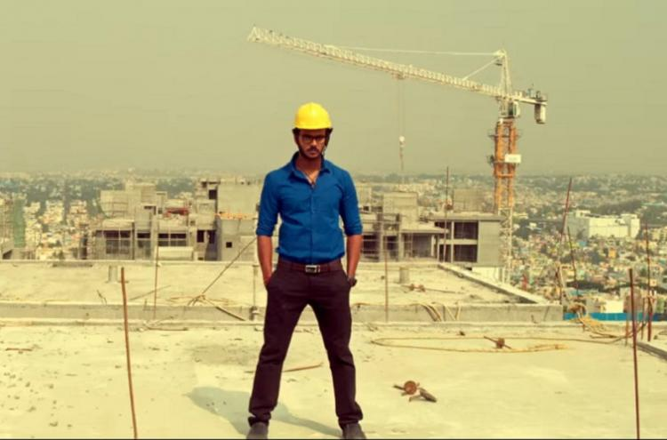 Bruhaspathi review Watchable in parts if you can forget the Dhanush original