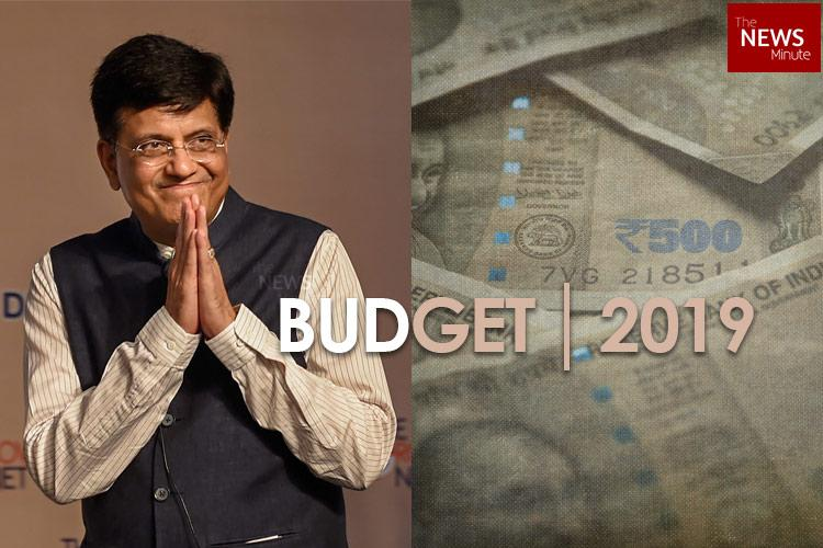 Budget 2019: Poll bonanza for farmers, aam aadmi