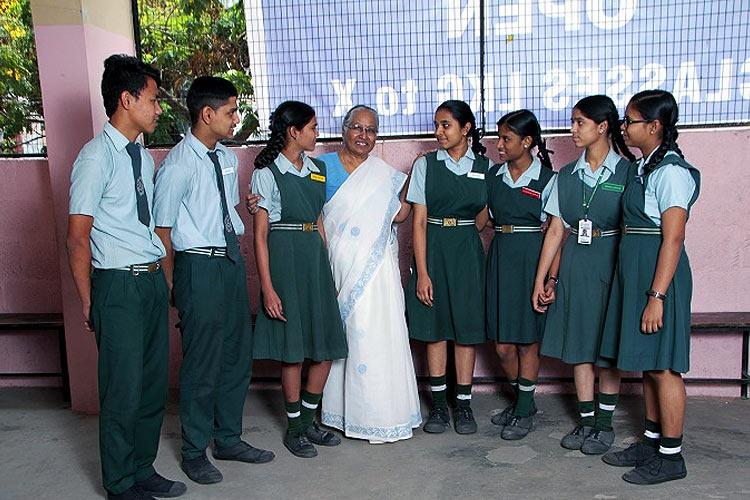 This 77-yr-old from Hyd has made it her lifes mission to educate poor children
