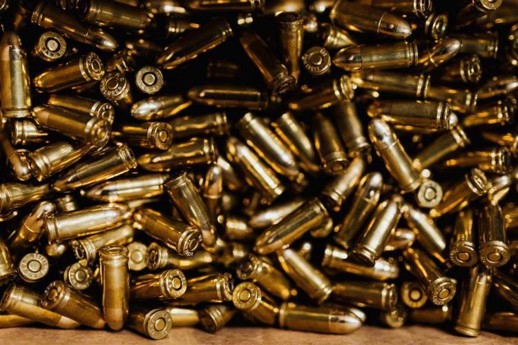 A representative image of bullets