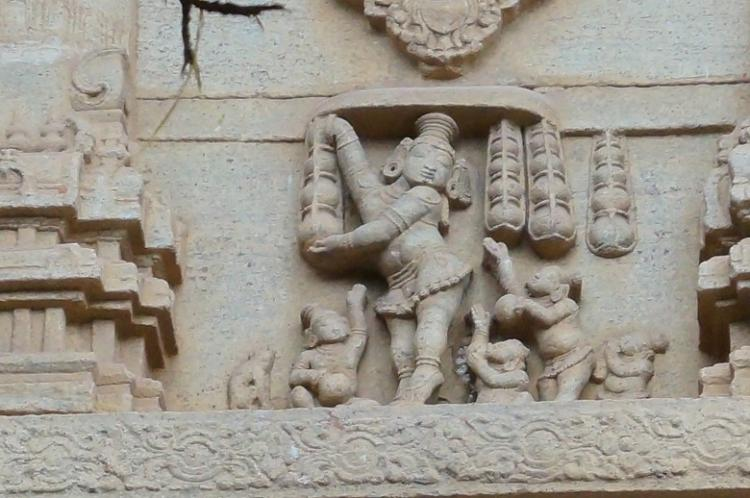 Magic in stone An ancient temple a forgotten legacy and a journey into Tamil countryside