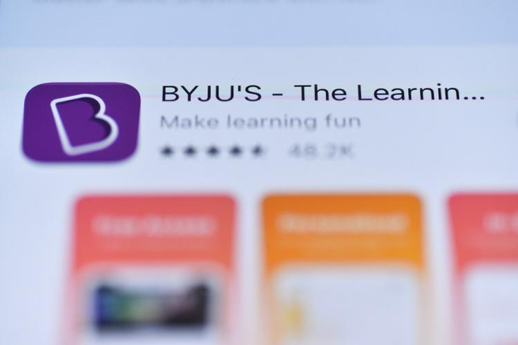 BYJUS learning app