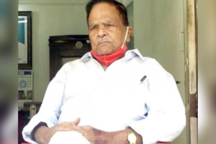 Kerala CPI leader CA Kurian