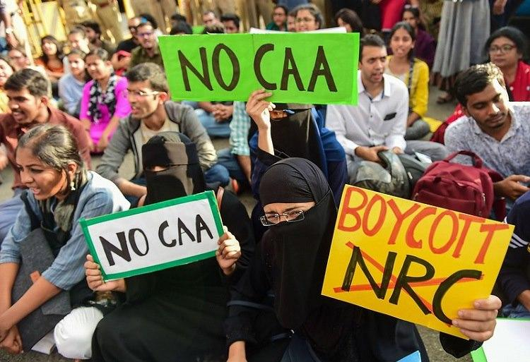Harvard students write to Indian govt express support for CAA protesters