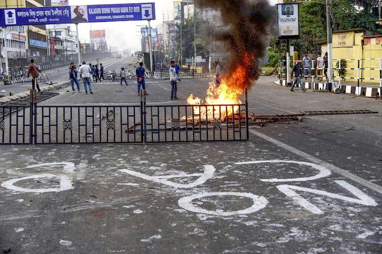 Away from Right and Left-Liberal politics northeast India fights a lonely battle