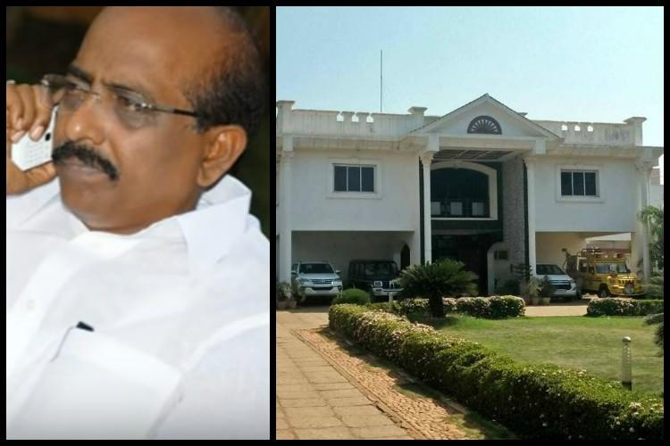 CBI raids Andhra MLC in Nellore Bangalore and Hyd for bank fraud
