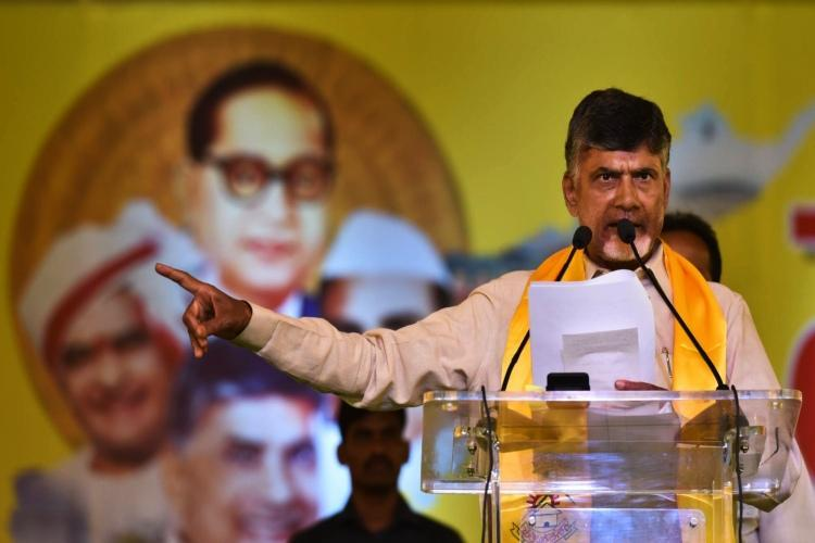 As race for Telangana heats up Chandrababu Naidu to campaign soon