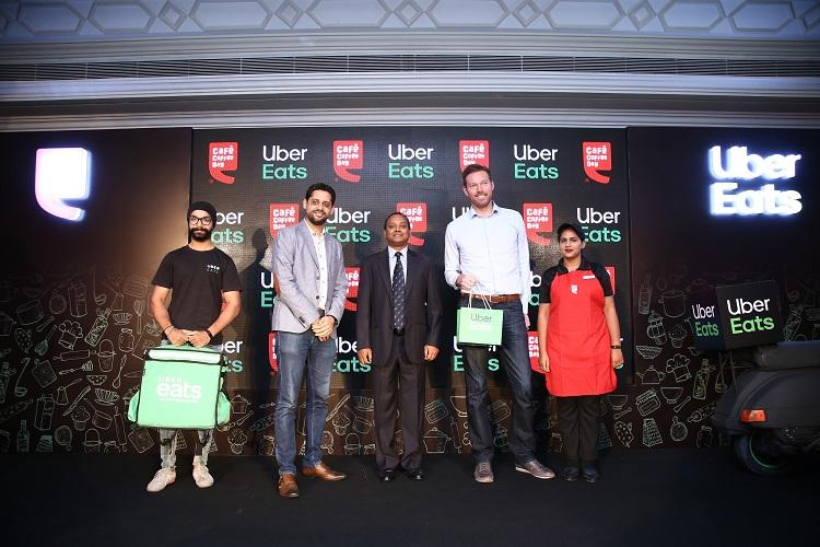 Uber Eats, Coffee Day partner to launch network of virtual