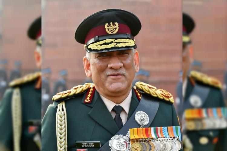 Bipin Rawat takes charge as Indias first Chief of Defence Staff