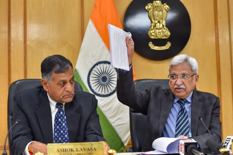 Delhi Assembly polls on February 8 results on Feb 11 EC