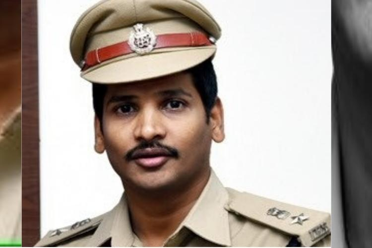 We want Sudheer Reddy back People bat for Ktaka IPS officer after transfer