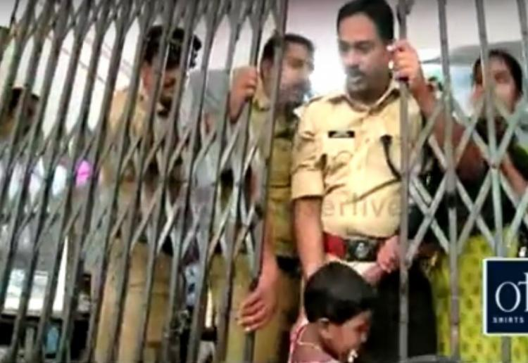 Kerala police chief orders probe against Ranni Circle Inspector for harsh treatment of child