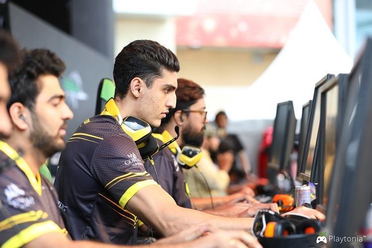 An e-sports extravaganza Bengaluru finale of gaming tournament draws thousands