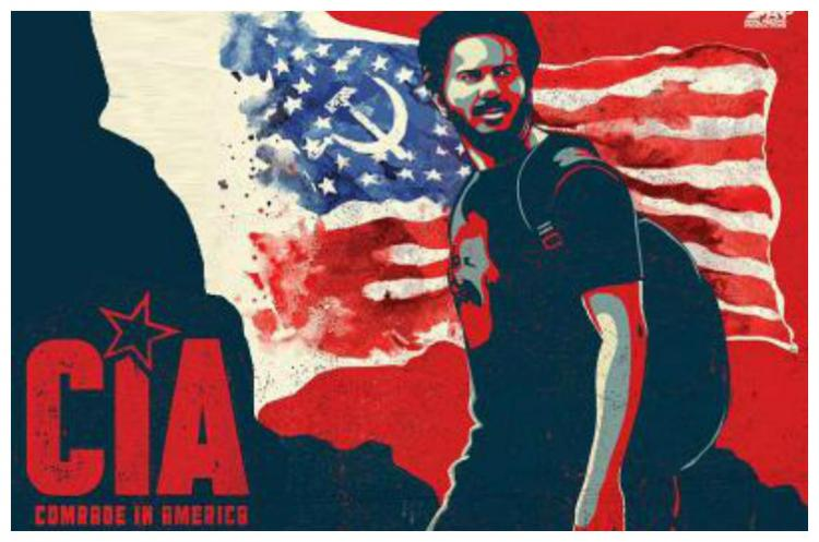 Comrade in America Review Interesting premise flimsy characters