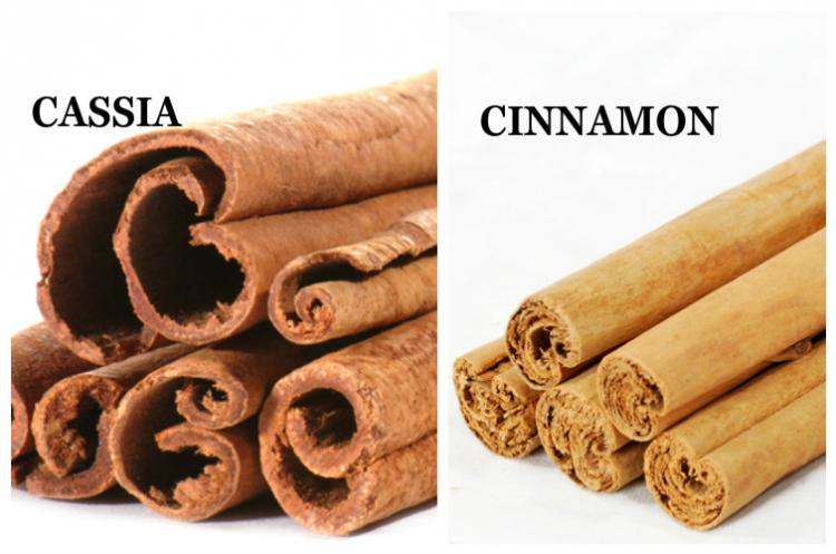 Buying cinnamon at a store Watch out for its dangerous lookalike cassia
