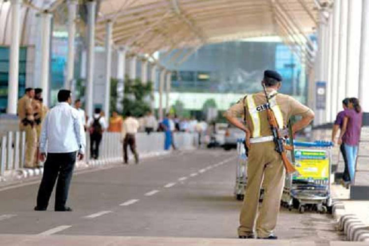 Hyd airport hoax bomb threat Man was jealous of his friend leaving to Canada