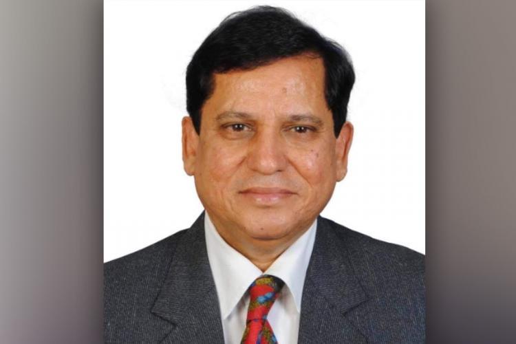 Chennai-based entrepreneur and owner of Nivaran 90 CK Rajkumar passes away