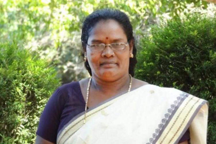 Kerala tribal leader and activist CK Janu