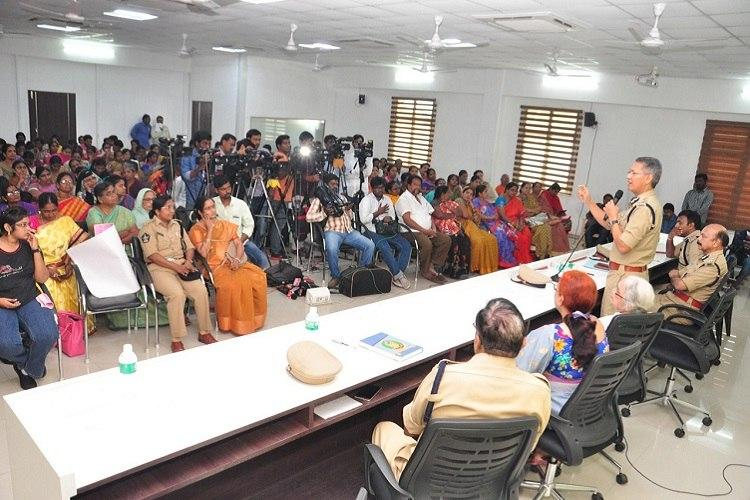 Vijayawada cops strengthen Mahila Mitras Move forward with reforming sexual harassers
