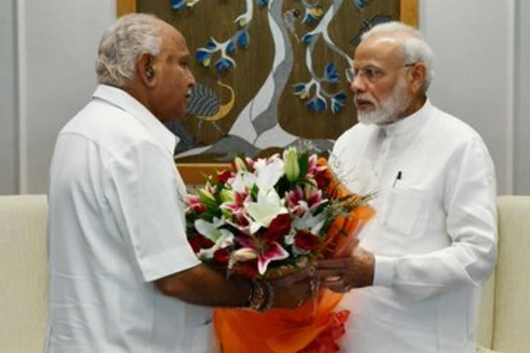 Centre grants Rs 1800 cr flood relief to Karnataka though BSY asked for 50k crore