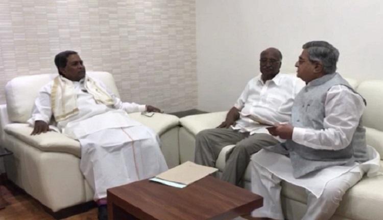 Gold biscuits for Ktaka legislators CM decides to tone down Vidhana Soudha celebrations