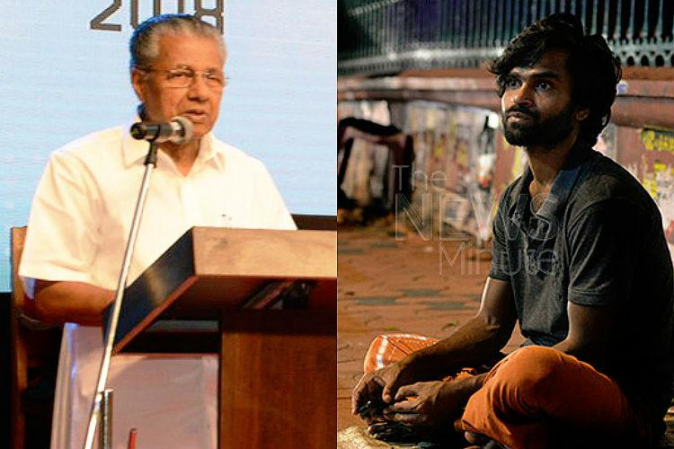 Kerala CM finally yields to meet Sreejith on 767th day of protest