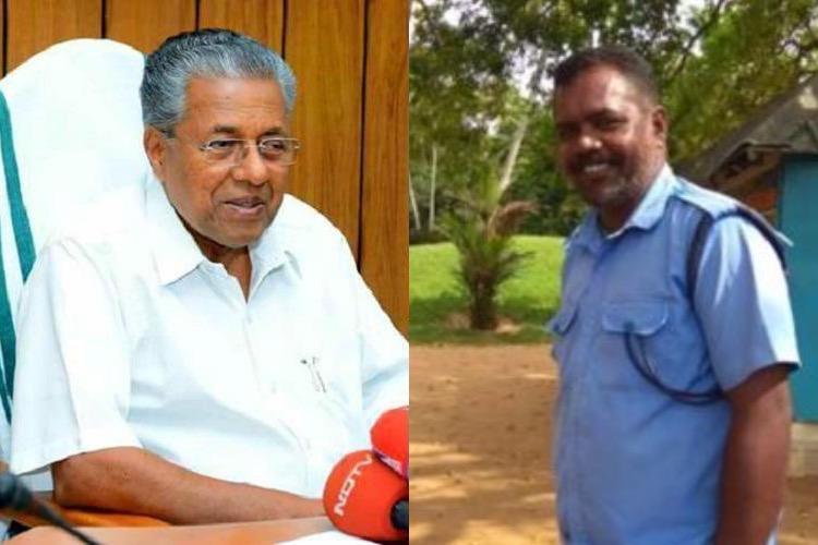 Kerala CM announces Rs 10 lakh ex-gratia for lifeguard Johnson Gabriel killed on duty