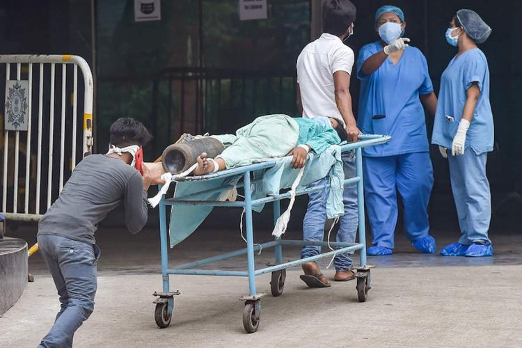 COVID-19 Bengaluru reports 20733 new cases 77 new deaths