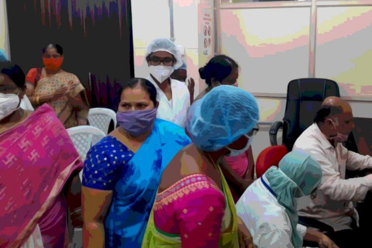 Teething troubles privacy concerns A look at Co-WIN Indias vaccine portal