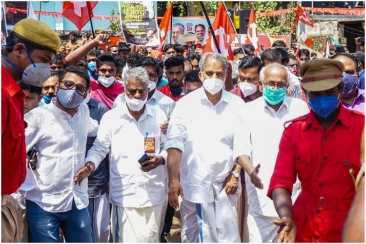 Kerala is not like UP tell CM Yogi CPIM leader responds to UP CMs speech