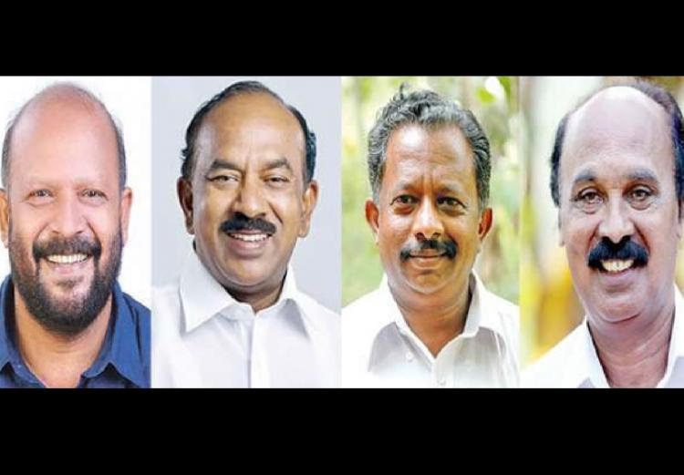 Kerala cabinet All four ministers from CPI will be new faces