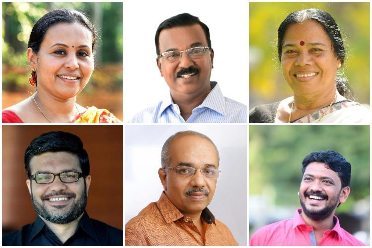 Full list of CPIM-led LDFs candidates in Kerala