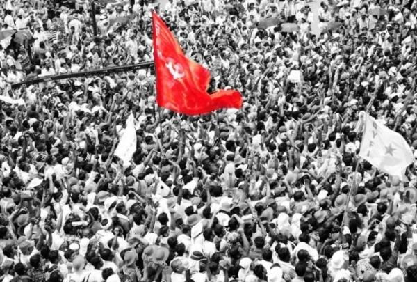 Does the CPIM have the moral right to fight fascism