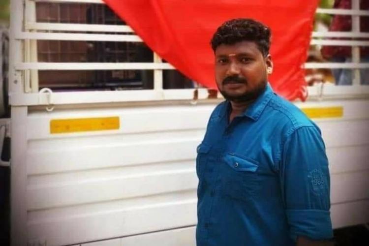 PU Sanoop CPIM Man murdered in Keralas Thrissur