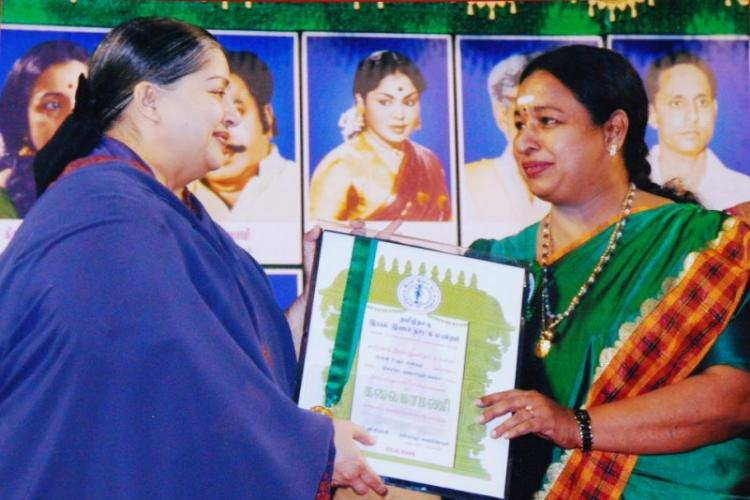Govt handled Chennai floods well Amma will win in 2016 CR Saraswathi speaks