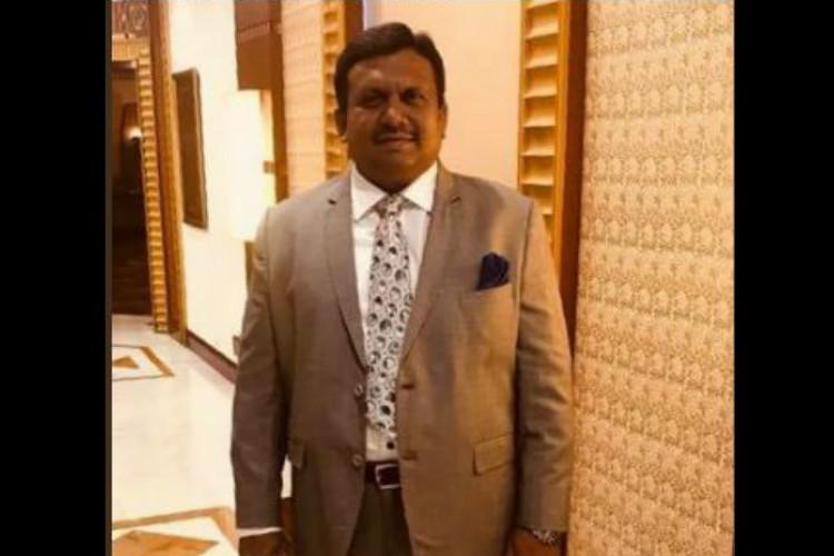 Lawyer Rajashekaran key member of Kamals Makkal Needhi Maiam quits